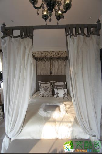 高档大气卧室装修设计图