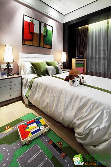 卧室150平米纯美新中式风格装修