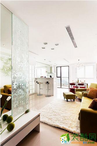 78平公寓简约风格