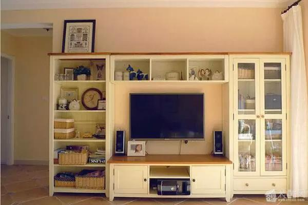 【上海家庭装潢公司】家装中这些柜子的设计方法一定