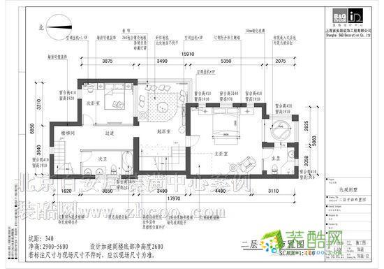 达观别墅,百安居装修设计中心