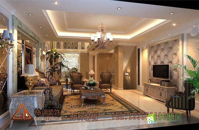 洋房别墅的设计,施工及后期搭配服务;满足各类风格:现代,欧式,新中式