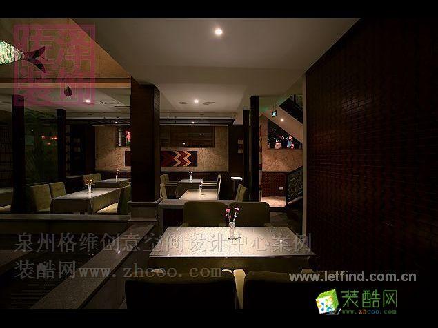酒店装修室内设计效果图施工图设计