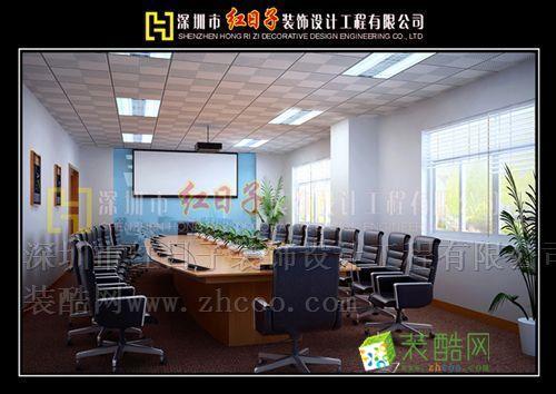 深圳写字楼装修 装酷网装修效果图