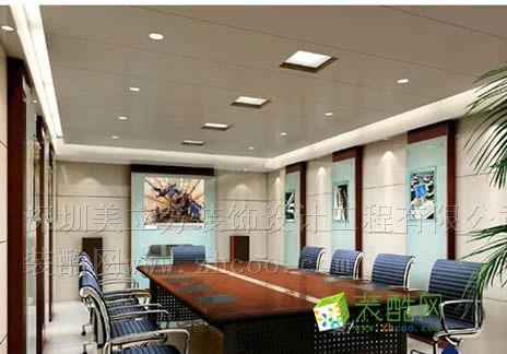 深圳市办公楼装修效果图