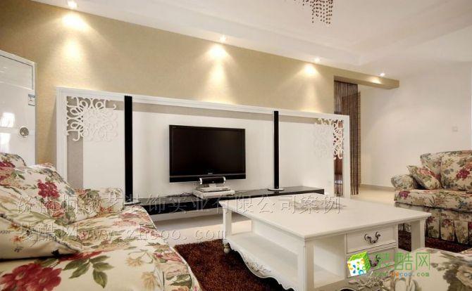 三室两厅一卫欧式装修效果图