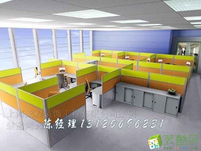 上海辦公空間裝潢設計