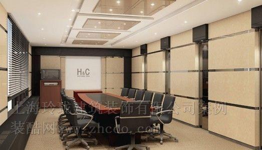 猎头公司公议室