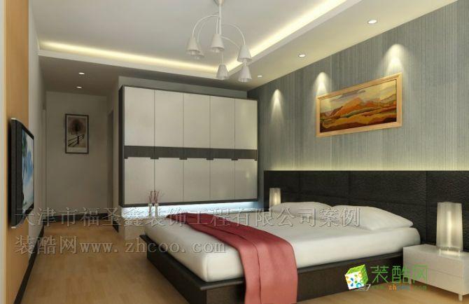 两室两厅一卫欧式装修效果图_两室两厅一卫欧式装修_8