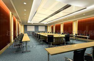 金钟广场会议室 方案二