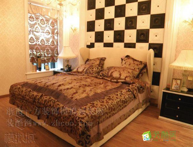 卧室 欧式风格样板间展示