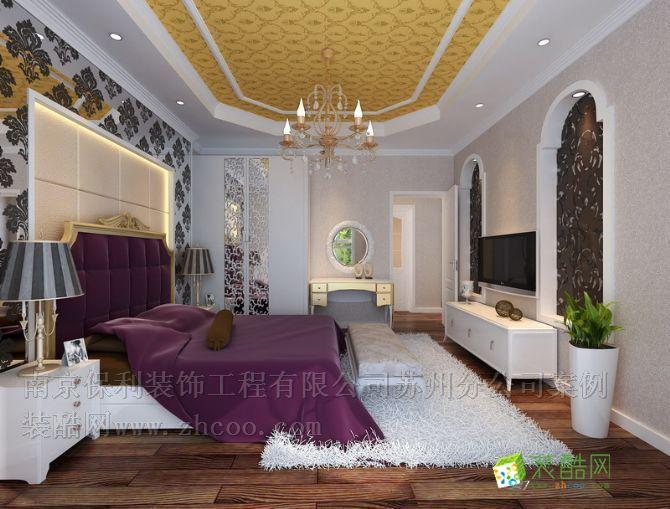 阳光房设计 欧式风格 四室两厅两卫