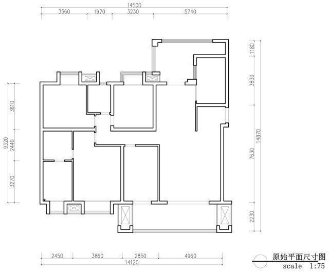 古代室内结构图