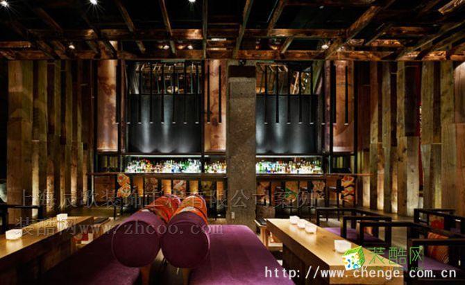 混搭风格 餐厅设计施工案例