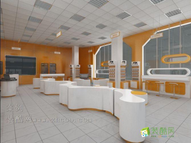 聯通3g營業廳_裝酷網裝修效果圖