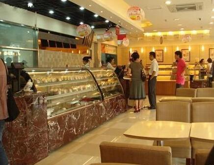 蛋糕加盟店装修效果图 蛋糕店加盟排行榜