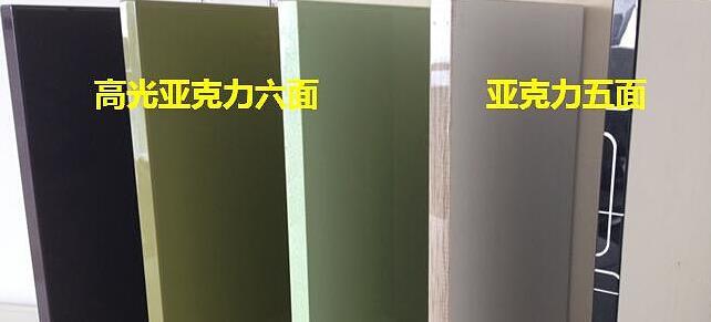 衣柜板材款式