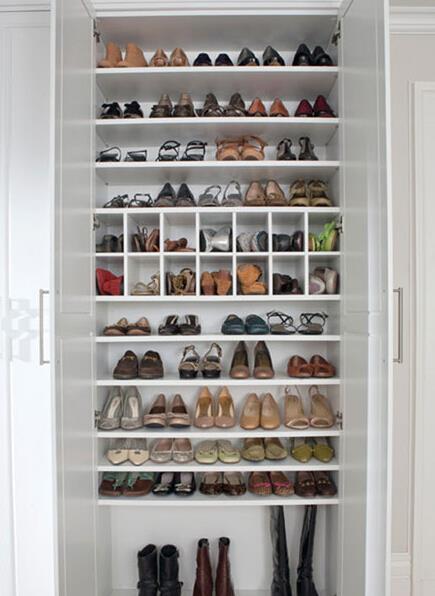 9款流行鞋柜设计帮你