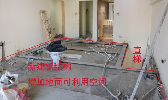 钢结构二楼地面做法