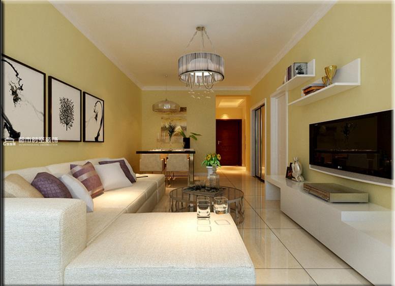 90平米房屋装修效果图,90平装修案例分享