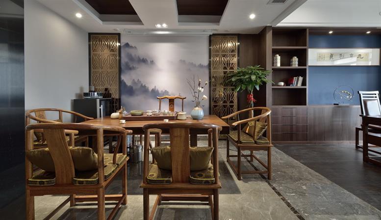 杭州青绘设计怎样?住宅、工装设计作品展示
