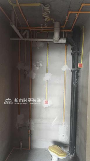 山西都市时空装饰水电阶段