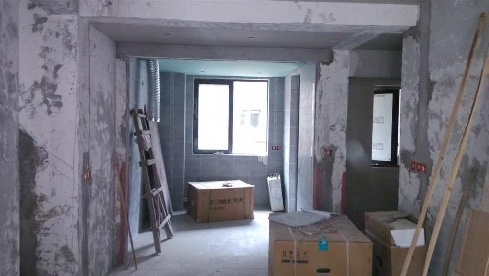 美的家装饰木工阶段
