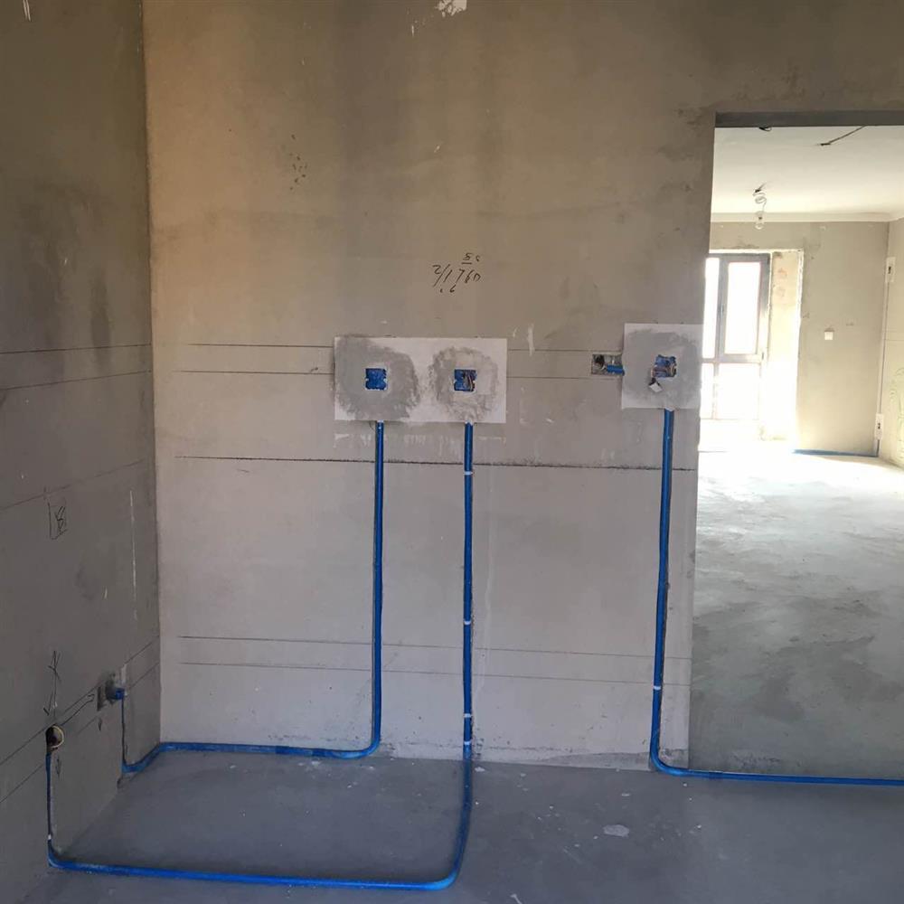 云尚装饰设计馆水电阶段