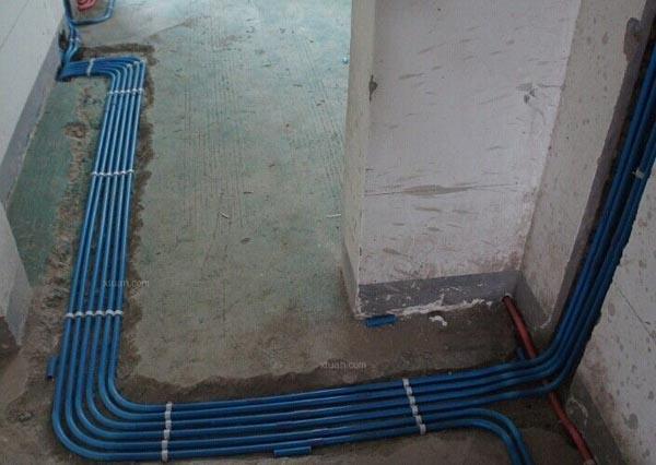 品界装饰水电阶段