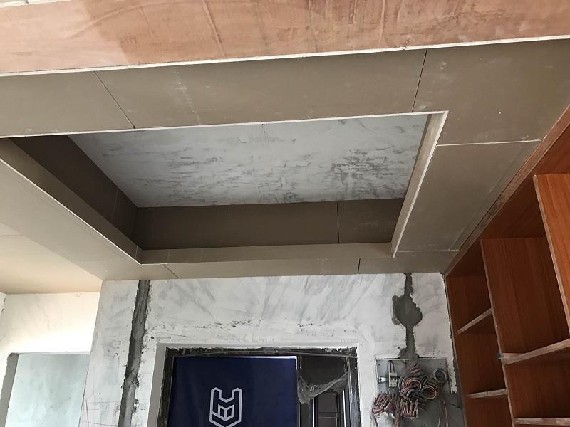 武汉汉屿装饰木工阶段