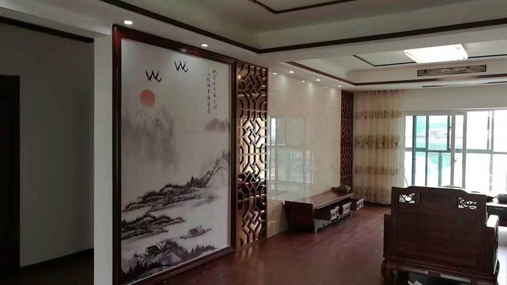 武汉汉屿装饰完成阶段