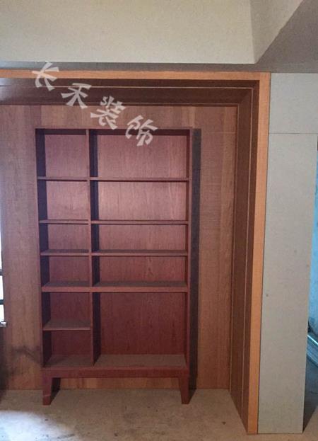 重庆长禾天州装饰木工阶段