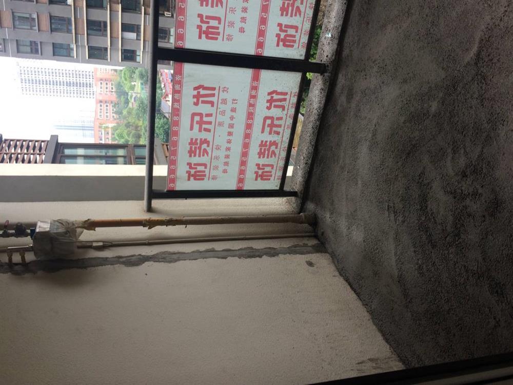 重庆图家装饰泥瓦阶段