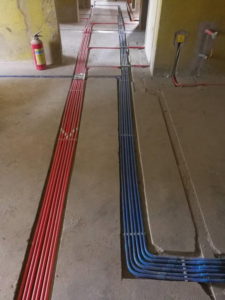 装修帮工长水电阶段