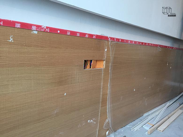 杭州辰诺装饰木工阶段