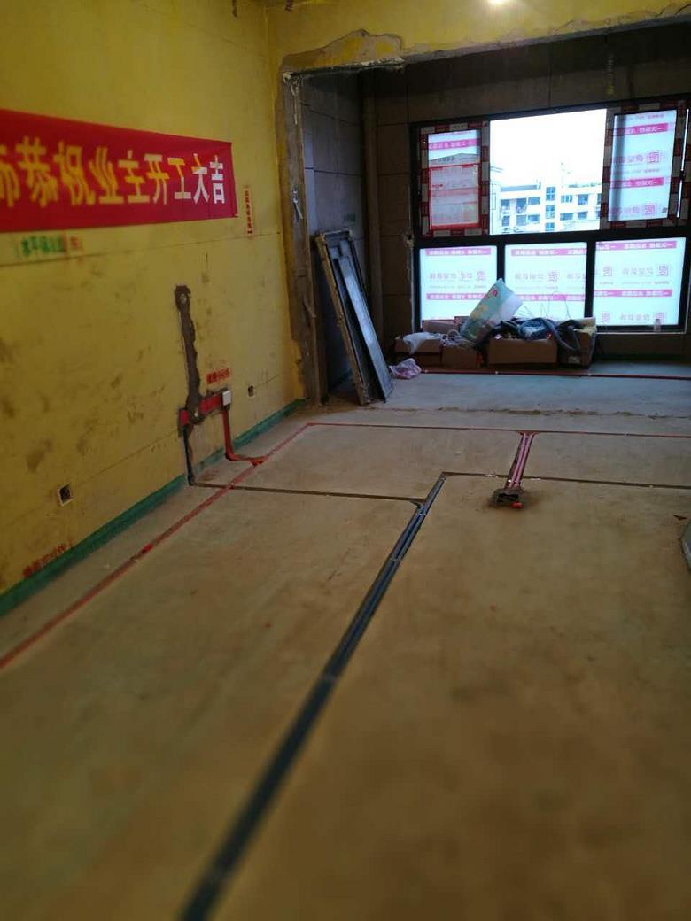 杭州良星装饰水电阶段