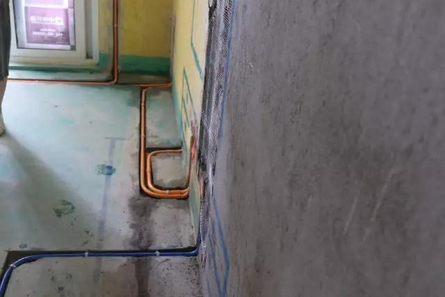 杭州中博装饰水电阶段