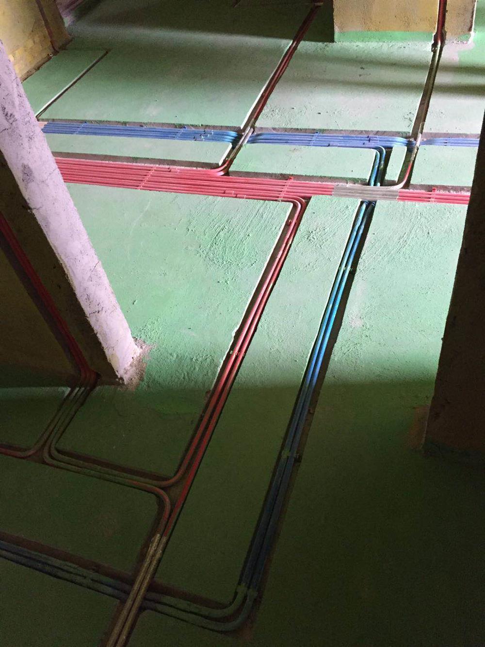 武汉徽阁装饰水电阶段