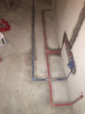 建品装饰水电阶段