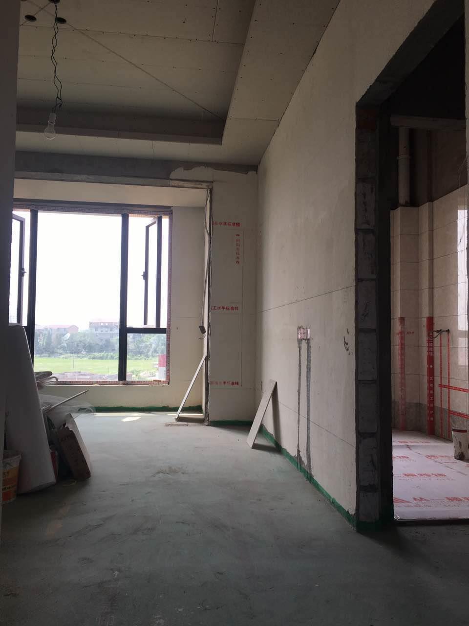 南昌丛一楼装饰准备阶段
