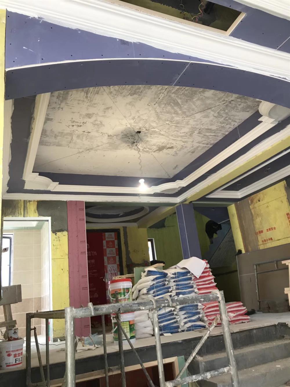 杭州都都装饰木工阶段