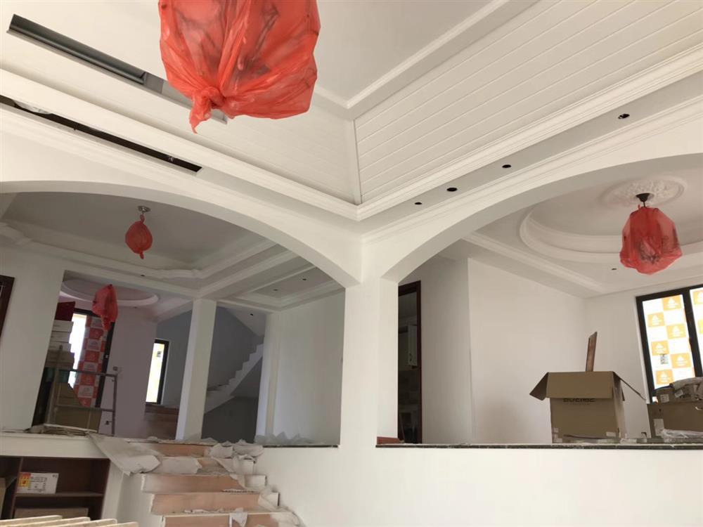 杭州都都装饰油漆阶段