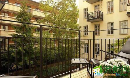 贺州北欧风格公寓装修