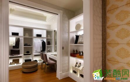 三室装修美式风格效果