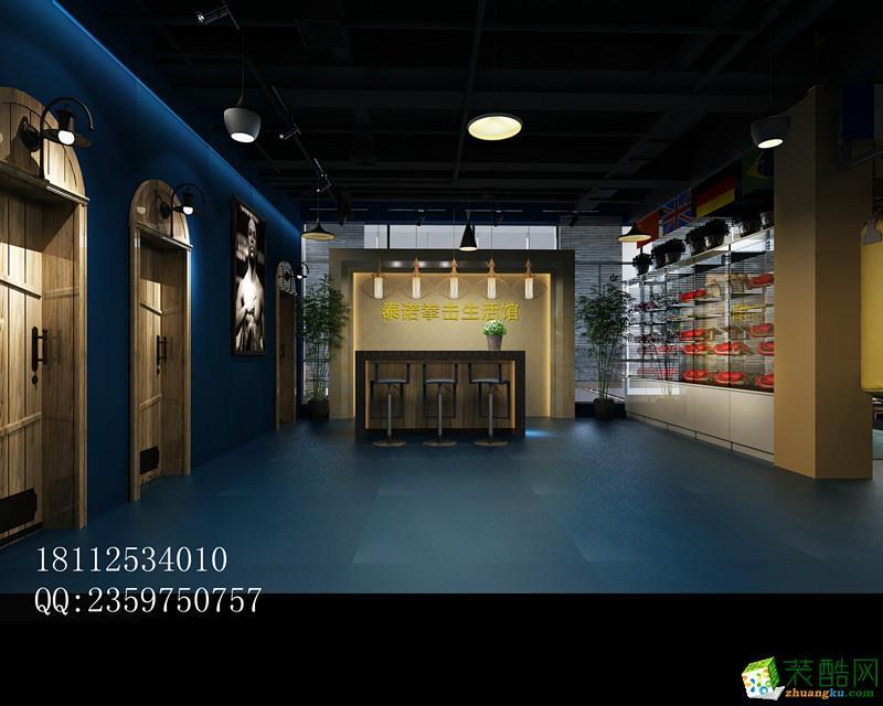 苏州装修公司 店铺装修_装酷网装修效果图