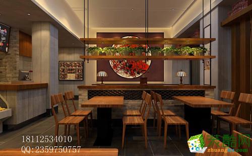 小型快餐店、餐廳,怎么裝才能吸引客戶呢?