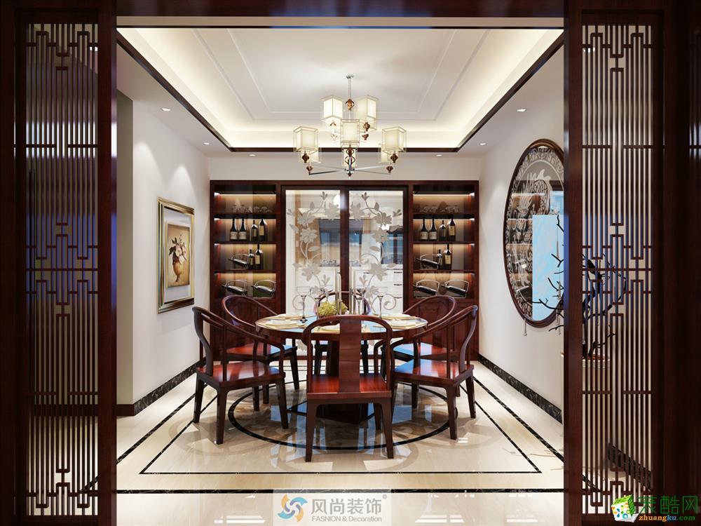 柳二村自建房简中式东方味道家