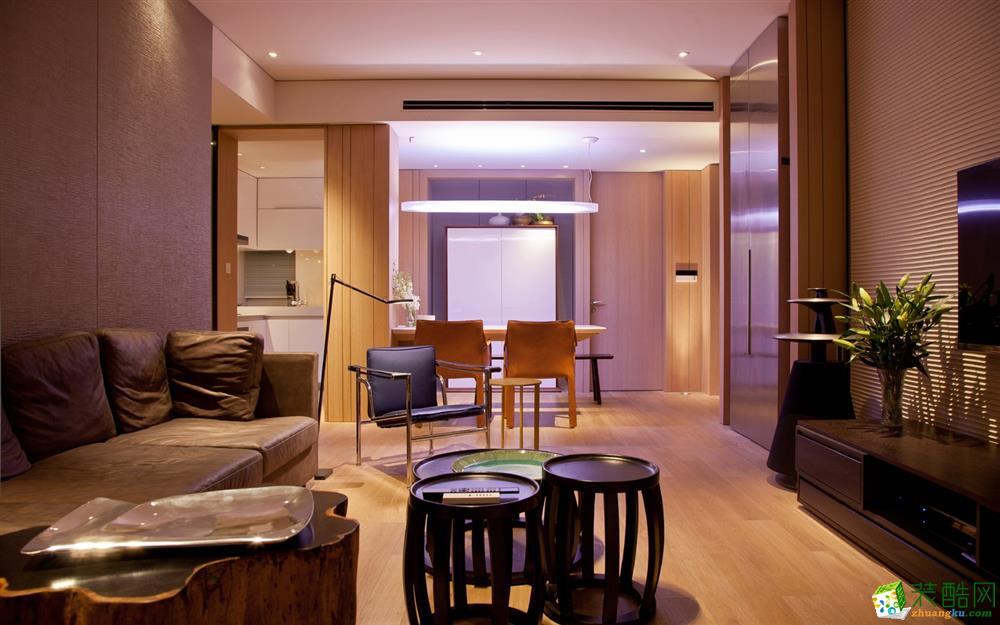 四川大晶装饰有限公司-两室一厅一卫