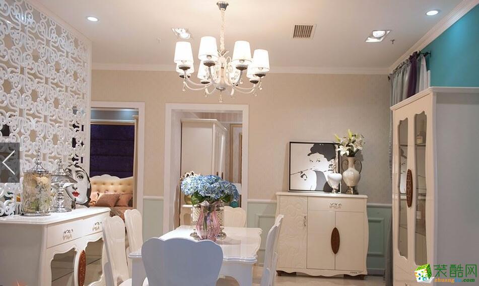 客厅 天地和装饰后现代设计装修样板房图片