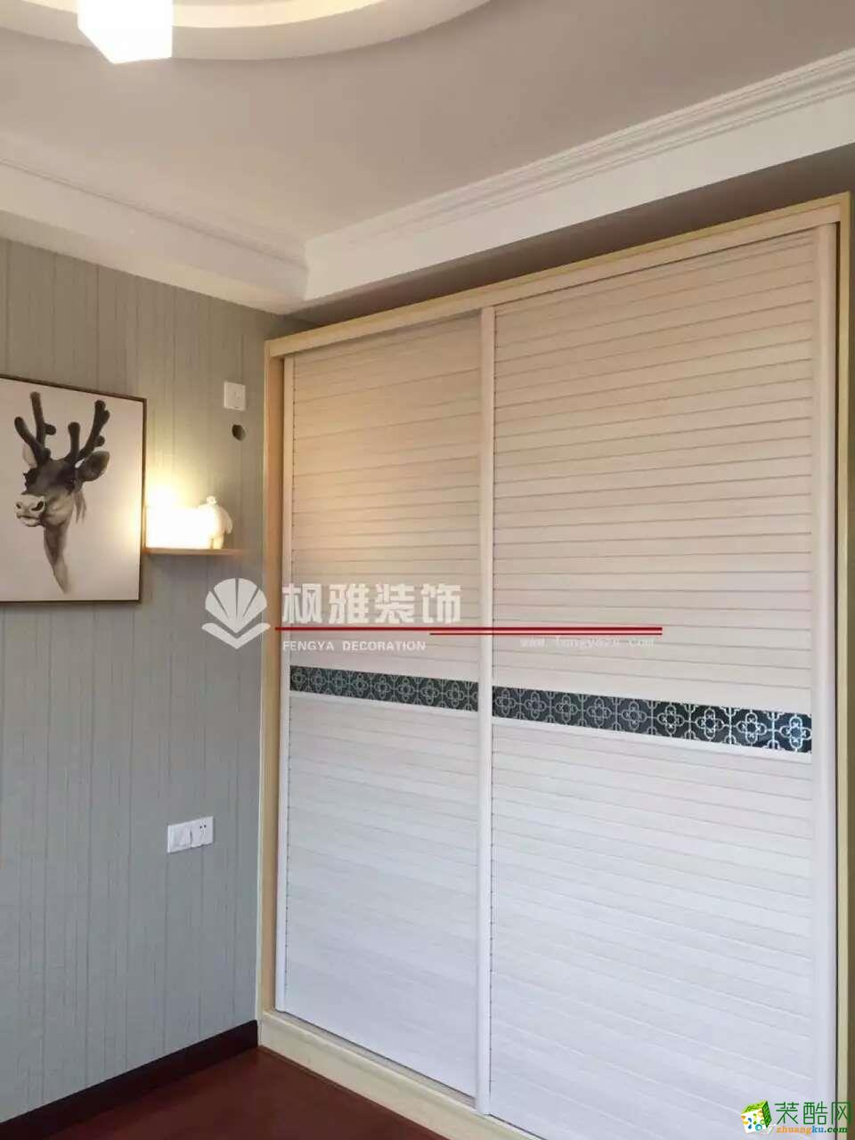 苏州枫雅装饰工程有限公司-三室两厅一卫